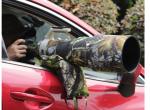 (原创)吸盘式多功能雨伞支架和车载塑料箱